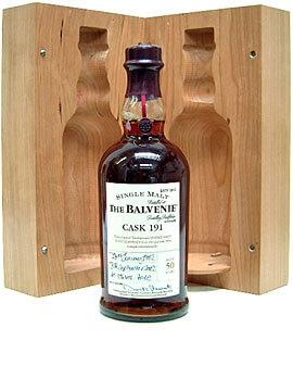 The balvenie 50 price