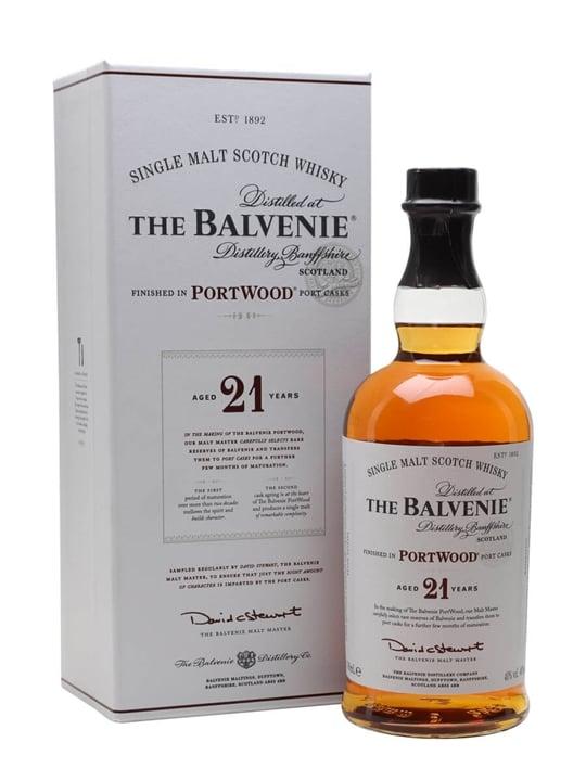 balvenie 21 yo egyetlen hordó)