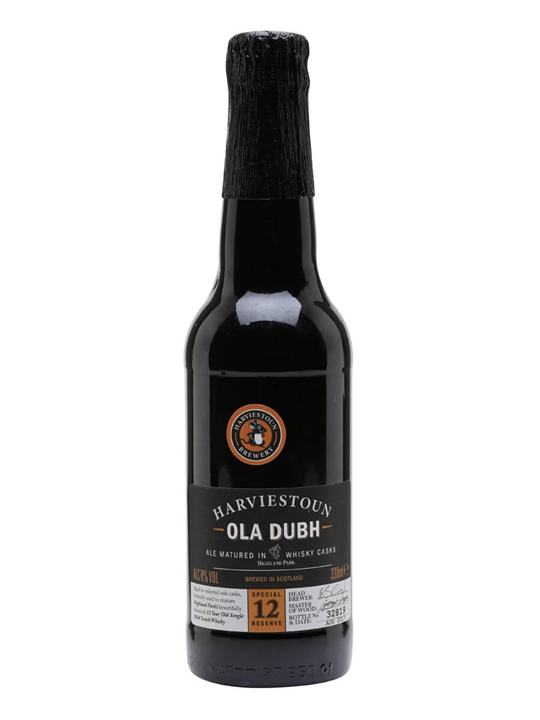 Harviestoun Ola Dubh 12 Beer / Single Bottle