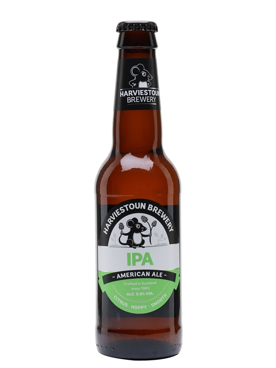 Harviestoun IPA / Single Bottle