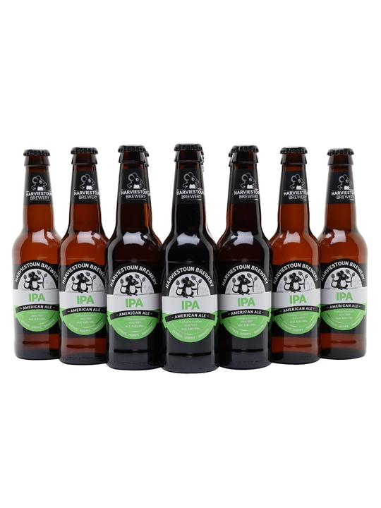 Harviestoun IPA / Case of 12 Bottles