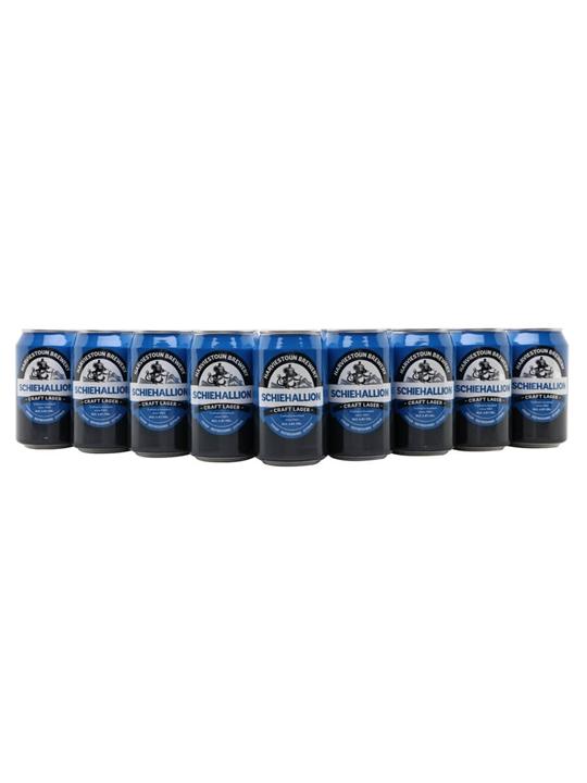 Harviestoun Schiehallion / Case of 24 Cans