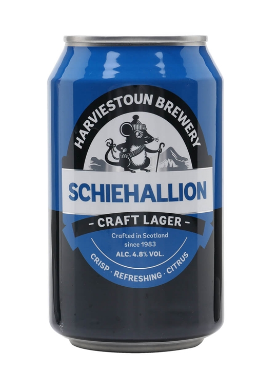 Harviestoun Schiehallion / Single Can