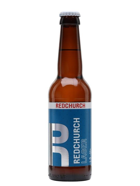 Redchurch Brewery Brick Lane Lager