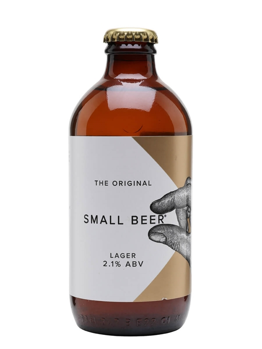 The Original Small Beer Lager / Single Bottle
