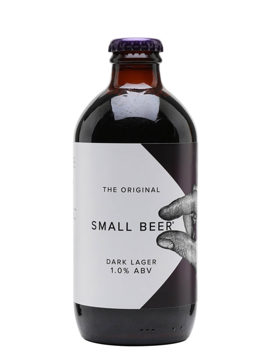 The Original Small Beer Dark Lager / Single Bottle