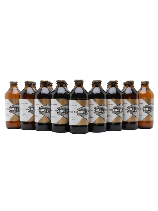 The Original Small Beer Lager / Case of 24 Bottles