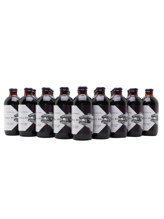 The Original Small Beer Dark Lager / Case of 24 Bottles