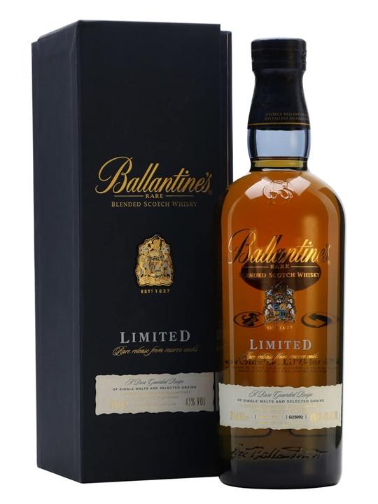 Kết quả hình ảnh cho Ballantine's Limited