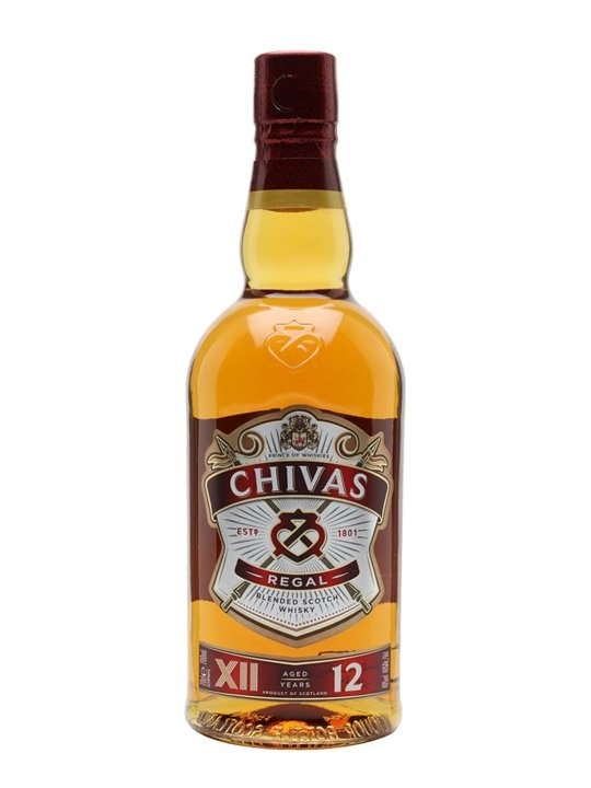 Chivas regal 12 year old the whisky exchange - Chivas regal 18 1 liter price ...