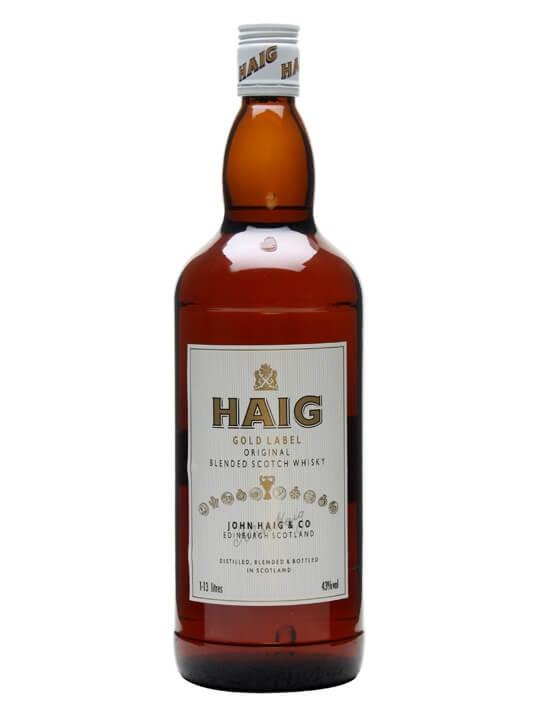 Haig Gold Label / Large Bottle (1.13 Litre)
