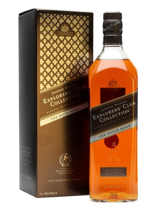 Johnnie Walker Spice Road Explorer S Club Collection