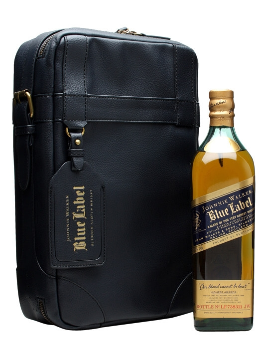 Johnnie Walker Blue Greg Norman Golf Shoe Bag The