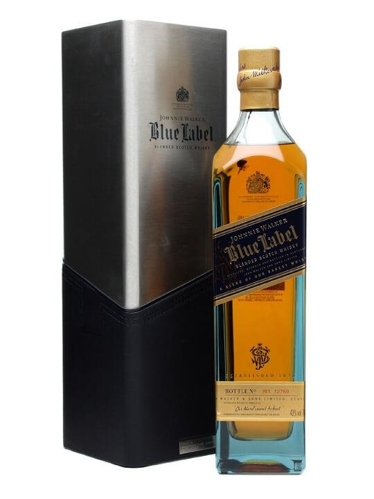 Johnnie Walker Blue Label Porsche Chiller The Whisky