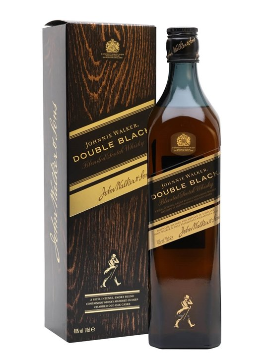 Black Label Price >> Johnnie Walker Double Black