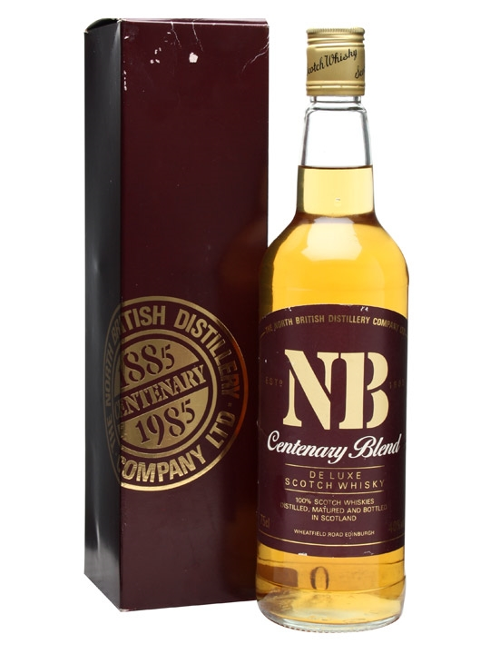 North British Centenary Blend The Whisky Exchange