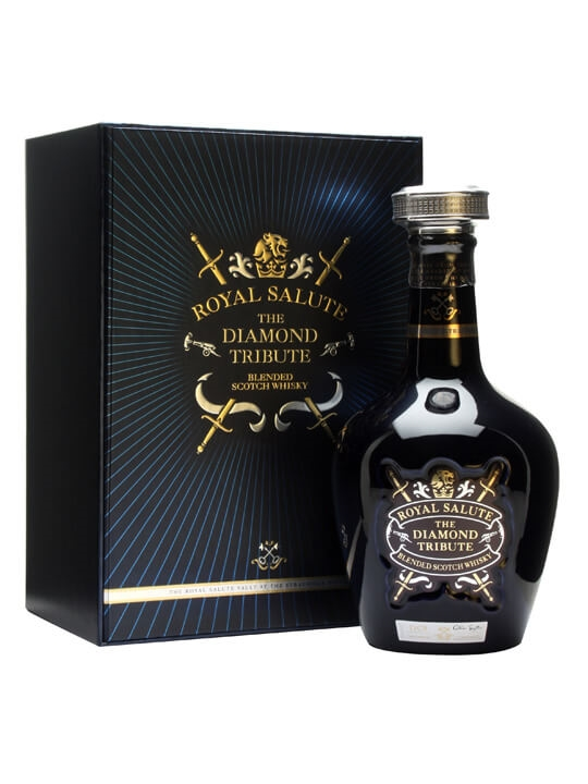 Royal Salute 21 Year Old - The Diamond Tribute : The ...