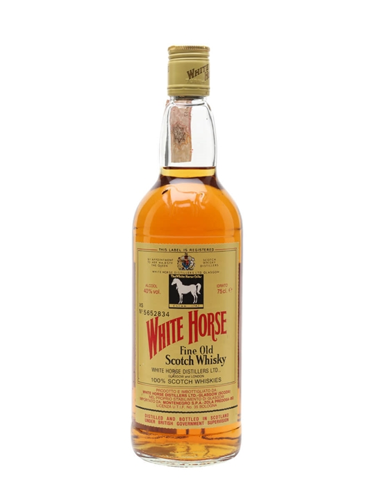 White horse the whisky exchange