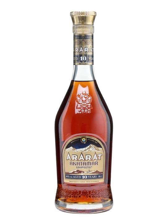 Ararat Akhtamar 10 Year Old Brandy The Whisky Exchange
