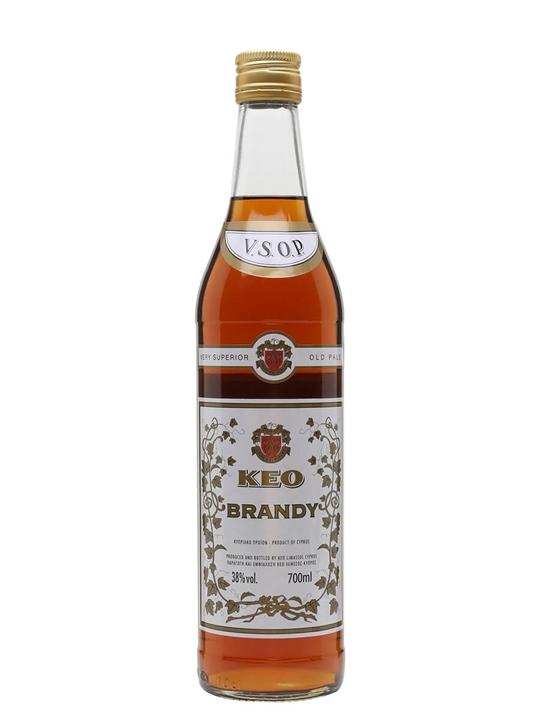 Keo VSOP Brandy : The Whisky Exchange