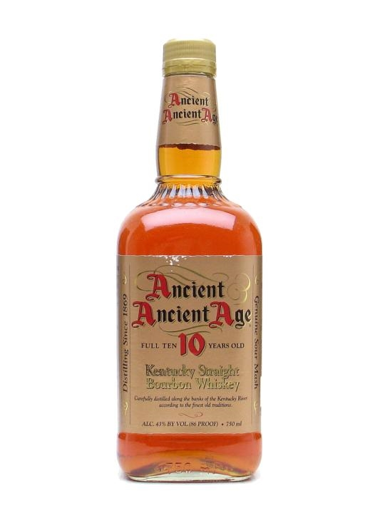 c7a0291561b Ancient Ancient Age 10 Year Old   The Whisky Exchange