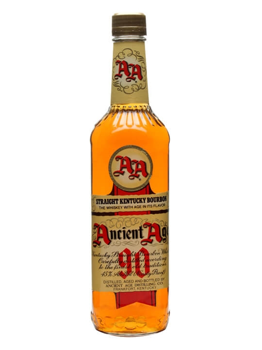 Ancient Age 90 Proof Bourbon The Whisky Exchange