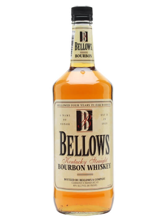 Bellow S 4 Year Old Bourbon The Whisky Exchange
