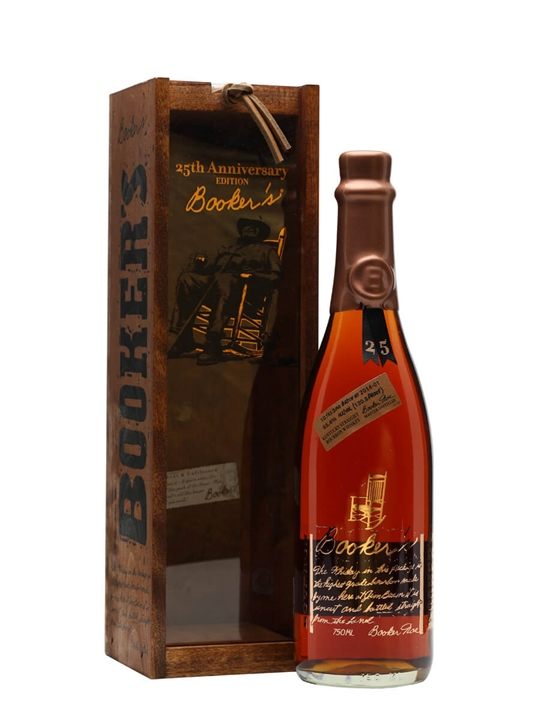 Booker Noe S Reserve 10 Year Old Bourbon 25th