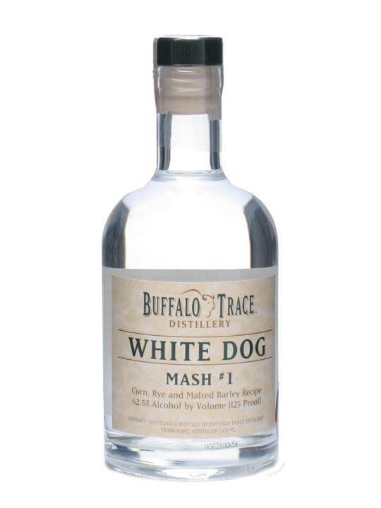 white dog whiskey