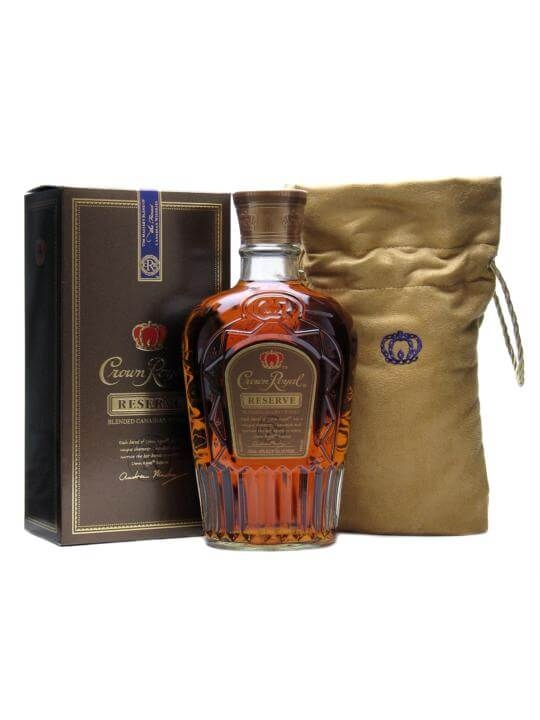 Crown Royal Reserve : The Whisky Exchange