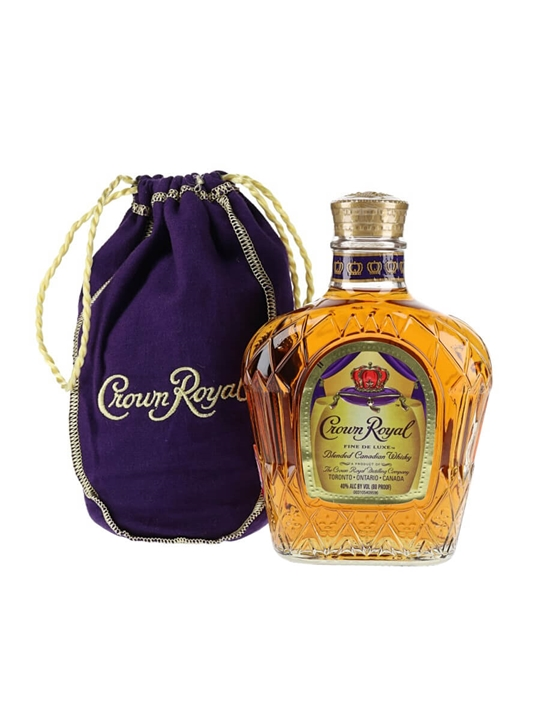 Crown Royal / Half Bottle