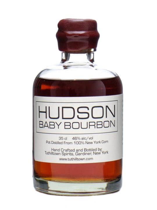 Hudson Baby Bourbon Tuthilltown Distillery The Whisky