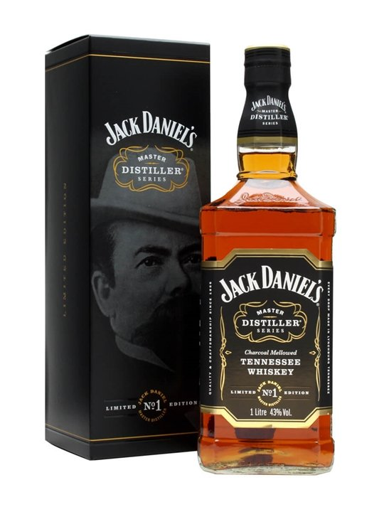 Jack Daniel S Master Distiller 1 Litre The Whisky