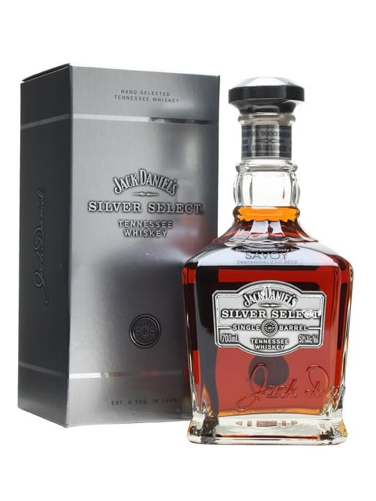 Jack Daniel S Silver Select Savoy Hotel The Whisky Exchange
