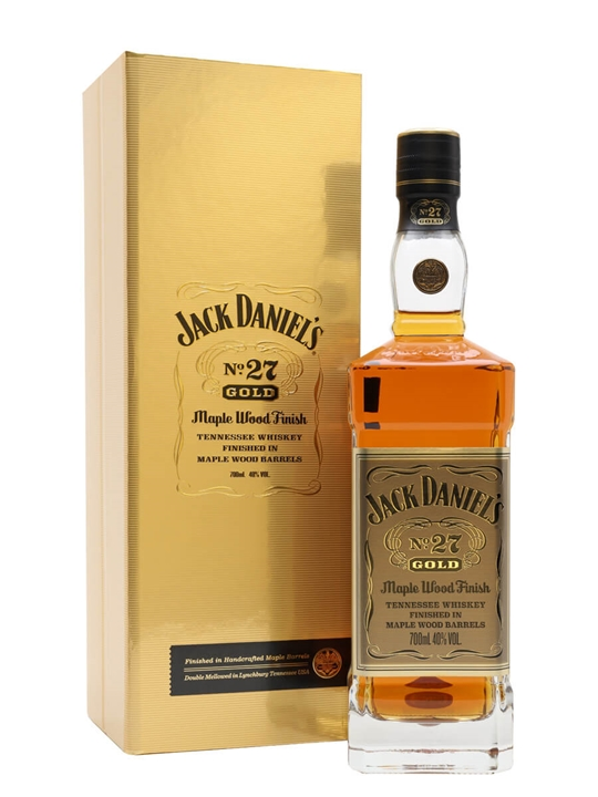 Jack Daniel S No 27 Gold The Whisky Exchange