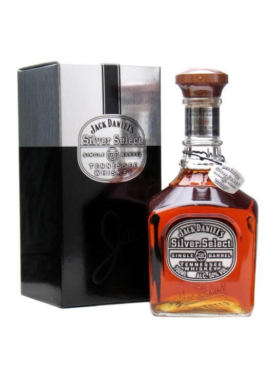Jack Daniel's Silver Select : The Whisky Exchange