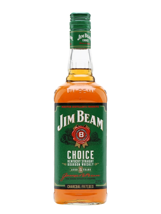 Jim Beam S Choice Green Label 5 Year Old The Whisky