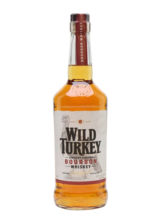 Wild Turkey 81 Proof Bourbon The Whisky Exchange