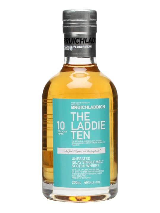 Bruichladdich Laddie 10 Year Old / Small Bottle