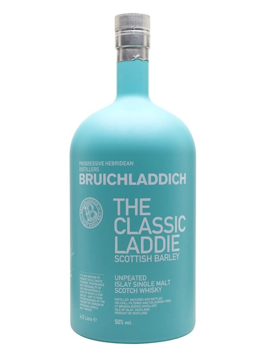 Bruichladdich Classic Laddie Scottish Barley / Large Bottle