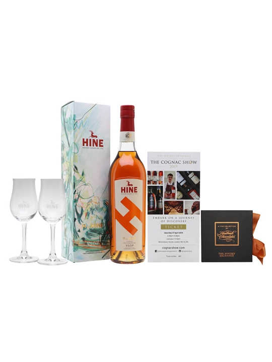 Cognac Show Saturday Evening Hine Package / 1 Ticket