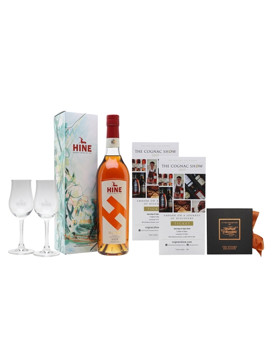 Cognac Show Saturday Evening Hine Package / 2 Tickets