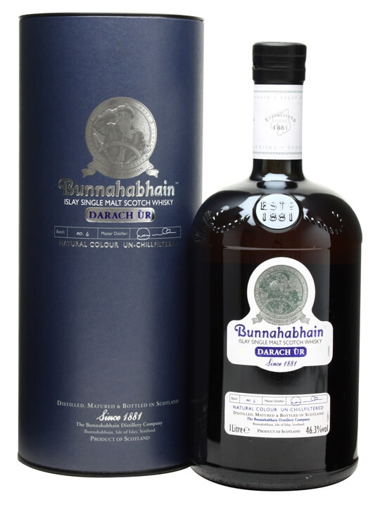 Bunnahabhain Darach Ur Litre Scotch Whisky The Whisky