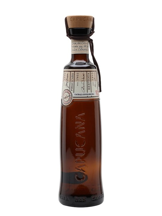 Capucana Cachaca The Whisky Exchange
