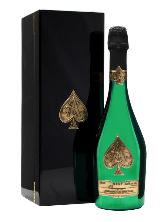 Armand De Brignac Green Ltd Edition Champagne The Whisky