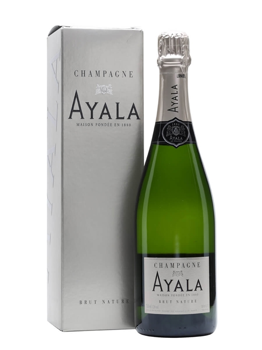 Ayala Brut Nature / Gift Box