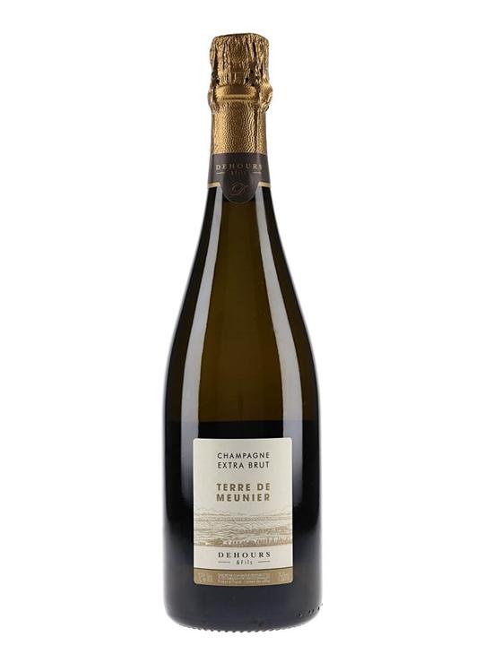Champagne Dehours Grande Reserve Extra Brut Terre de Meunier