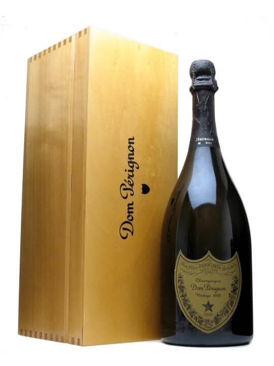 Dom Perignon 1998 Vintage Champagne Oenotheque - Jeroboam : The