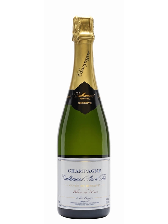 Gallimard Les Riceys Cuvee Reserve Champagne