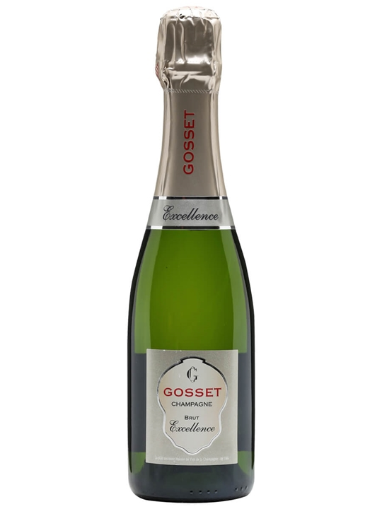 Gosset Brut Excellence Champagne / Half Bottle
